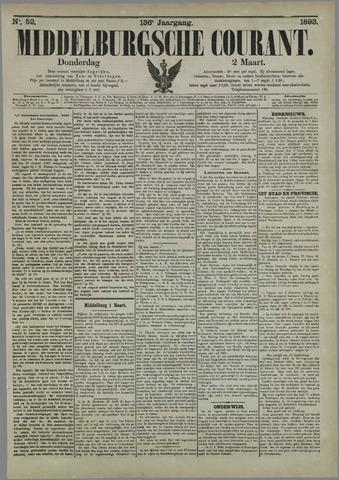 Middelburgsche Courant 1893-03-02