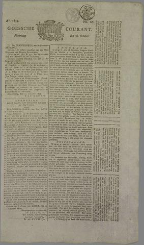 Goessche Courant 1822-10-28