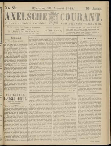 Axelsche Courant 1915-01-20