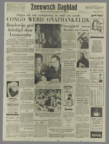 Zeeuwsch Dagblad 1960-07-01