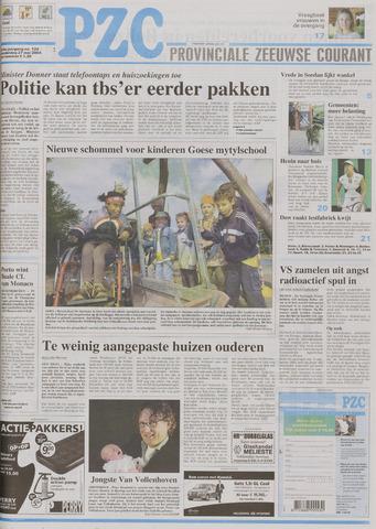 Provinciale Zeeuwse Courant 2004-05-27
