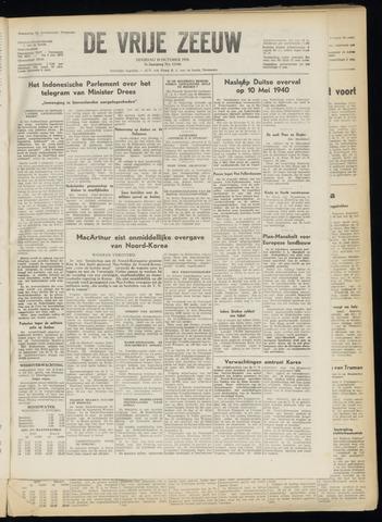 de Vrije Zeeuw 1950-10-10