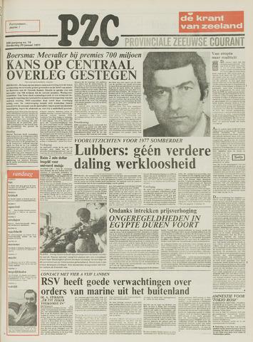 Provinciale Zeeuwse Courant 1977-01-20