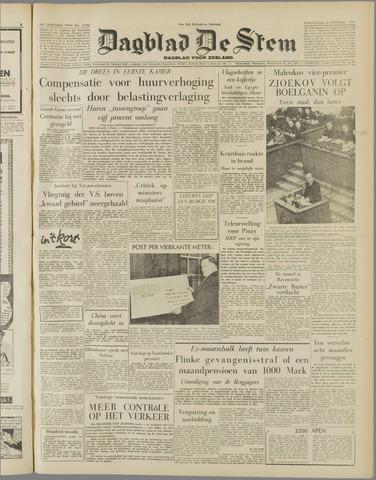 de Stem 1955-02-10