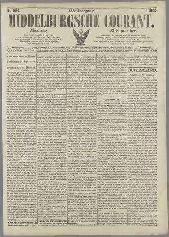 Middelburgsche Courant 1895-09-23