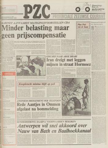 Provinciale Zeeuwse Courant 1980-10-15
