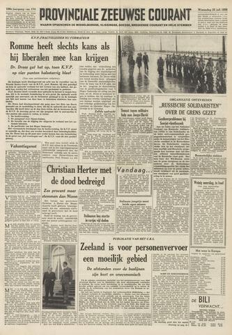 Provinciale Zeeuwse Courant 1956-07-25