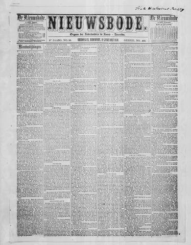 Sheboygan Nieuwsbode 1859-01-12
