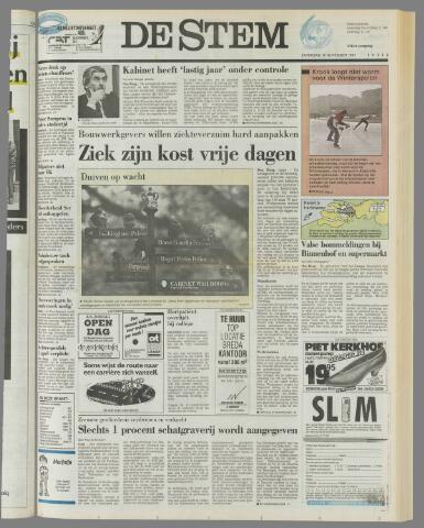 de Stem 1991-11-16