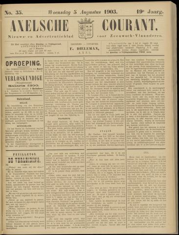 Axelsche Courant 1903-08-05