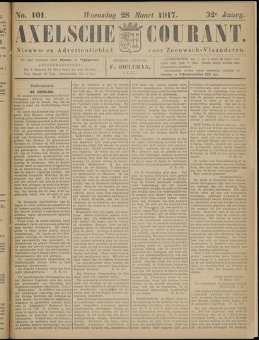 Axelsche Courant 1917-03-28