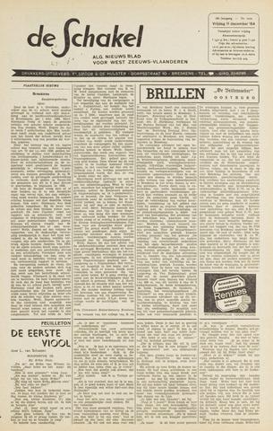 De Schakel 1964-12-11