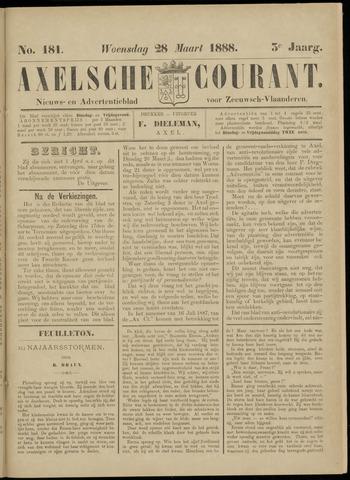 Axelsche Courant 1888-03-28