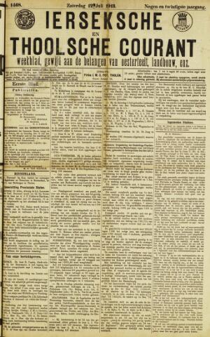 Ierseksche en Thoolsche Courant 1913-07-12