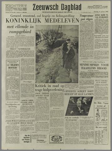 Zeeuwsch Dagblad 1960-01-16