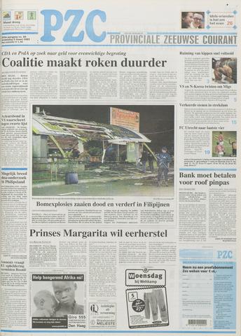 Provinciale Zeeuwse Courant 2003-03-05