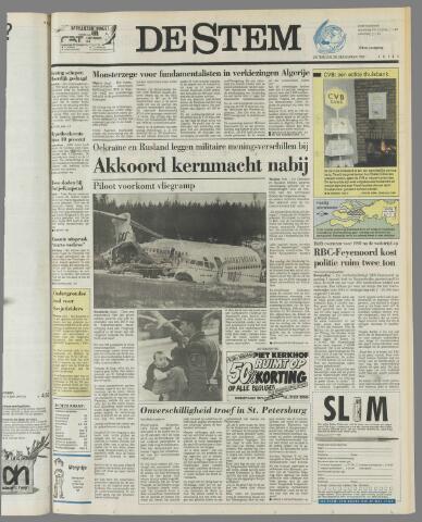 de Stem 1991-12-28