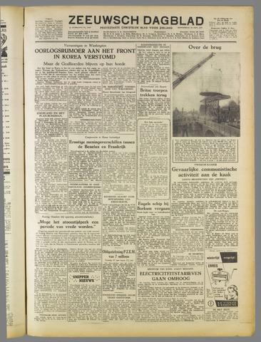 Zeeuwsch Dagblad 1951-11-29