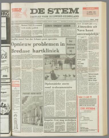 de Stem 1980-04-11