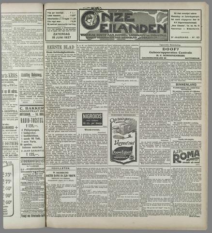 Onze Eilanden 1927-06-18