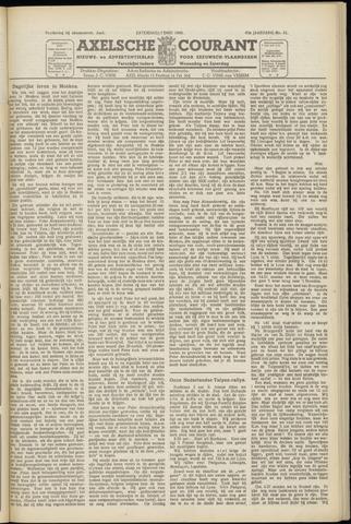 Axelsche Courant 1949-05-07