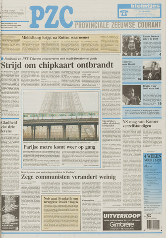 Provinciale Zeeuwse Courant 1995-12-19