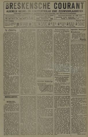 Breskensche Courant 1927-10-08