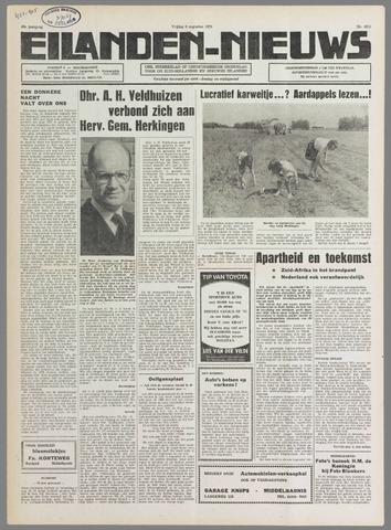 Eilanden-nieuws. Christelijk streekblad op gereformeerde grondslag 1976-08-06