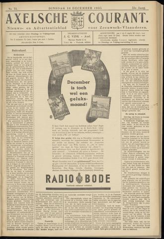 Axelsche Courant 1935-12-10