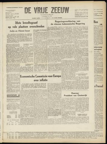 de Vrije Zeeuw 1951-05-28