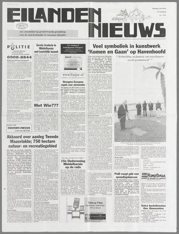 Eilanden-nieuws. Christelijk streekblad op gereformeerde grondslag 2004-07-06
