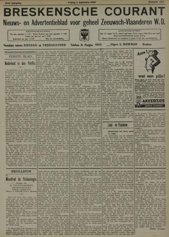 Breskensche Courant 1936-09-04