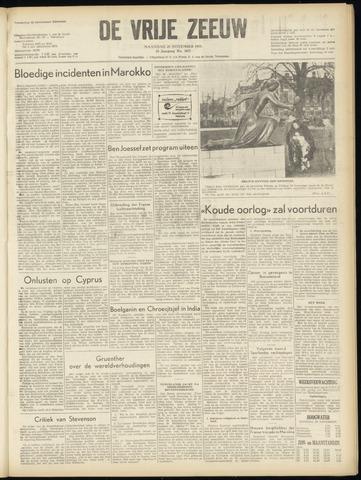 de Vrije Zeeuw 1955-11-21