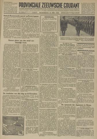 Provinciale Zeeuwse Courant 1942-05-13