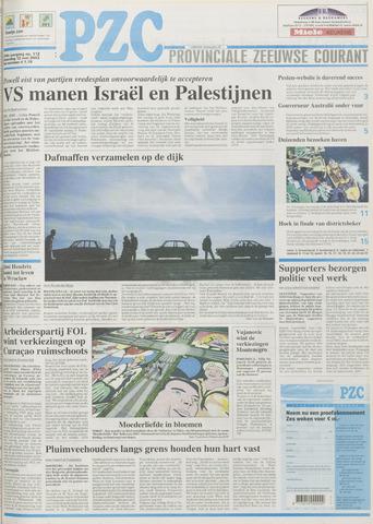 Provinciale Zeeuwse Courant 2003-05-12