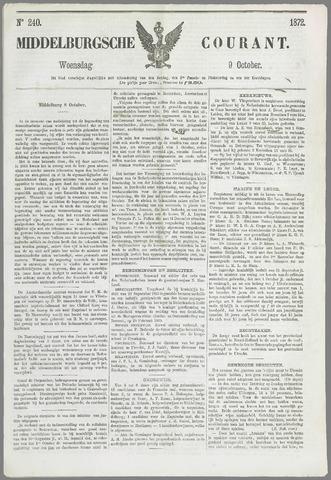 Middelburgsche Courant 1872-10-09