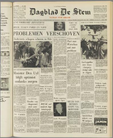 de Stem 1966-06-09