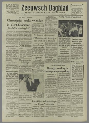 Zeeuwsch Dagblad 1957-08-08