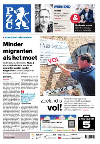 Provinciale Zeeuwse Courant 2017-06-03