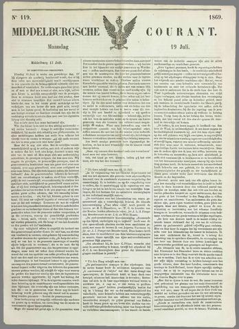 Middelburgsche Courant 1869-07-19