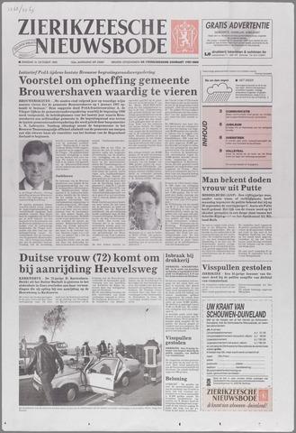 Zierikzeesche Nieuwsbode 1995-10-31