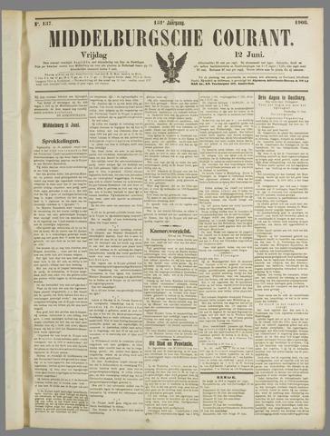 Middelburgsche Courant 1908-06-12