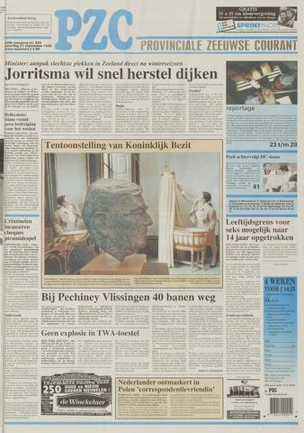 Provinciale Zeeuwse Courant 1996-09-21