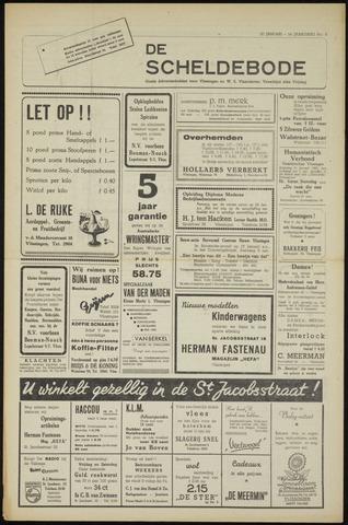 Scheldebode 1950-01-20
