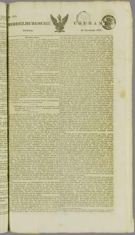 Middelburgsche Courant 1837-12-26