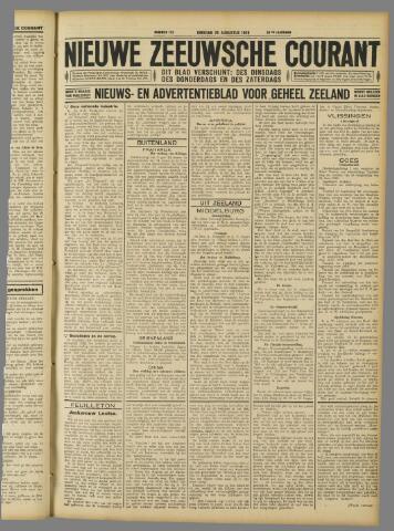 Nieuwe Zeeuwsche Courant 1928-08-28
