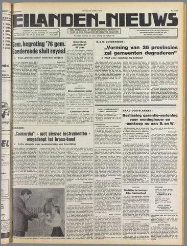 Eilanden-nieuws. Christelijk streekblad op gereformeerde grondslag 1975-10-14