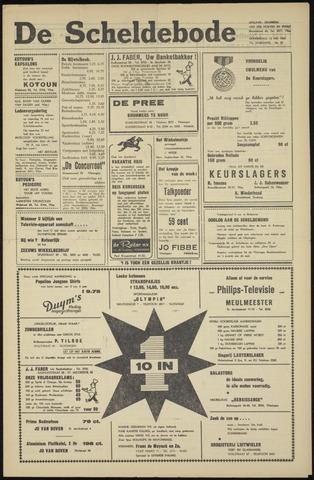 Scheldebode 1960-05-12