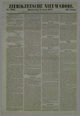 Zierikzeesche Nieuwsbode 1873-07-31