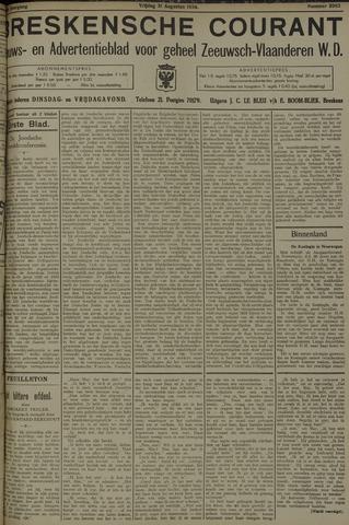 Breskensche Courant 1934-08-31